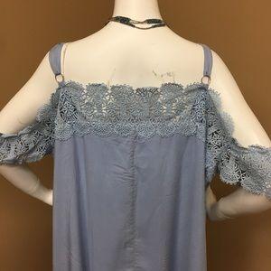 Q&A Dresses - NWT Perfect wedding dress -- Off-shoulder Size 2XL